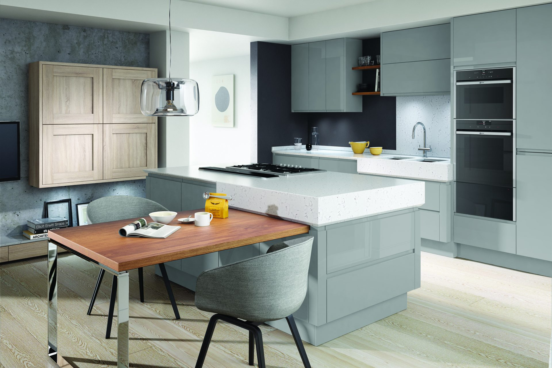 How to get ideas & designs for new kitchens | Heather Johnson Home ...