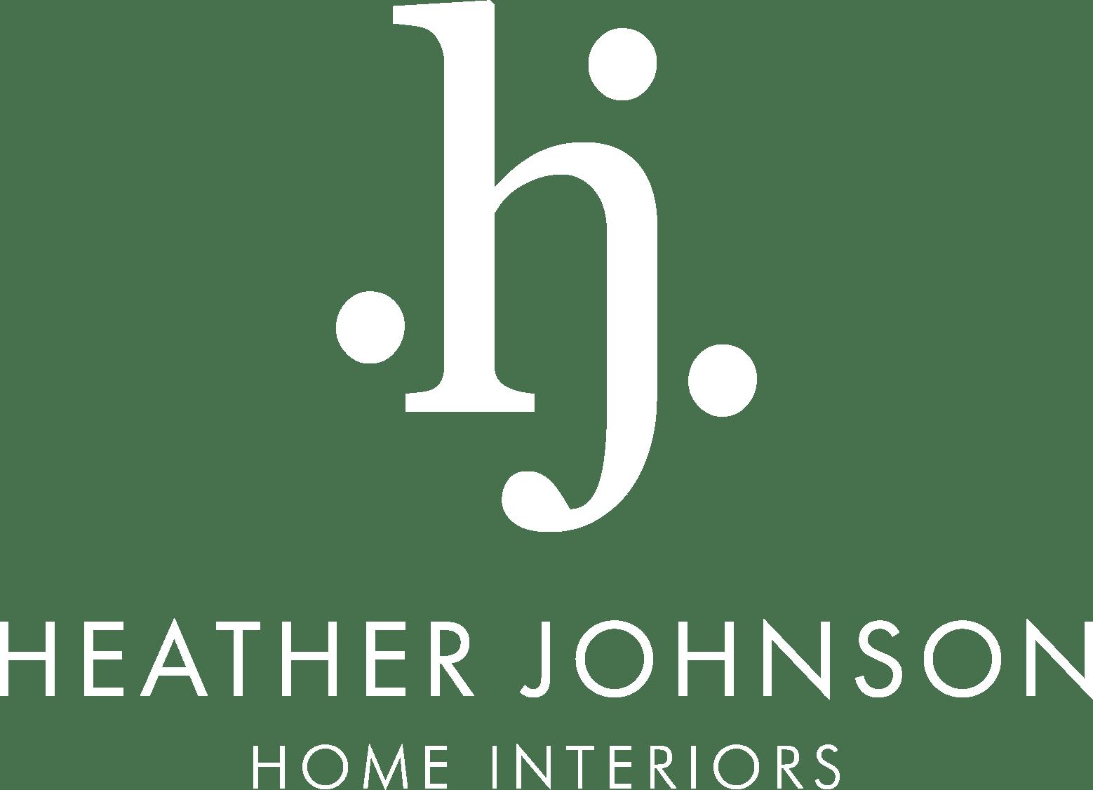 Heather Johnson Home Interiors Logo